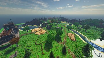 Lost Chapters Minecraft Map & Project