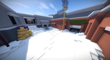 CS_Office Remake from Counter Strike — Prophunt | PVP | Hide and Seek — 1.12+ Minecraft Map & Project