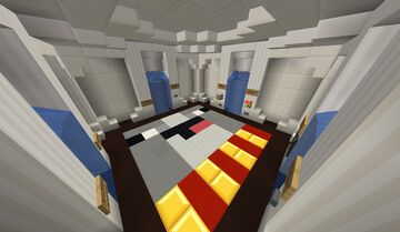 Parkour Map for Ross Minecraft Map & Project