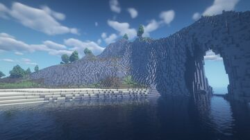 Natural arch Minecraft Map & Project