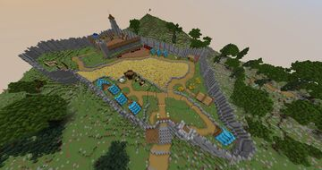 Banditon Minecraft Map & Project
