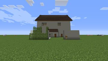 My House in Minecraft Minecraft Map & Project
