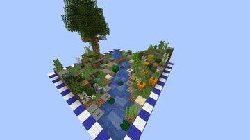 Small River & Tiny Bridge Minecraft Map & Project