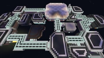 Among Us (The Skeld) Minecraft Map & Project