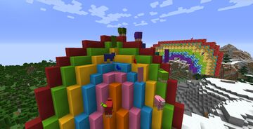 Screenshot map Minecraft Map & Project