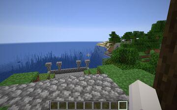 Oak Vacation Island (1.15.2) Minecraft Map & Project