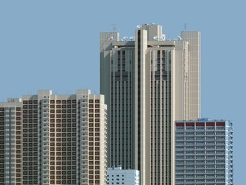 Several typical series of Soviet residential buildings/READ DESCRITION!(II-68,P-44,P-30,P-22K, II-700A, P-43, MM-650, KOPE, 1-510) Minecraft Map & Project