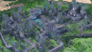 Ashville Minecraft Map & Project