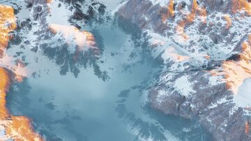 Montagne Innevate Minecraft Map & Project