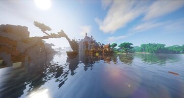 👽 My biggest survival map 👽 6 months BUILD 👽 Minecraft Map & Project