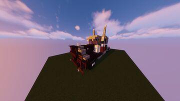 peterbilt Minecraft Map & Project
