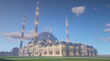 SELİMİYE CAMİ VE KÜLLİYESİ Stage 2 (SELİMİYE MOSQUE islamic-ottoman social complex) (minecraft) Minecraft Map & Project