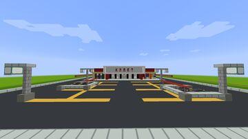 Kmart Supermarket Minecraft Map & Project