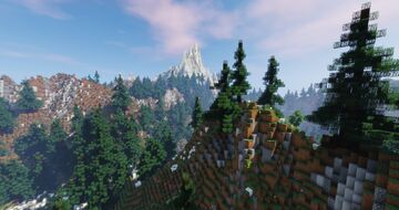 Sonwald - The peaceful realm Minecraft Map & Project