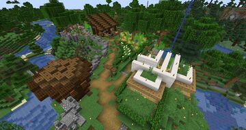my 24 Days Survival World (+Download) Minecraft Map & Project