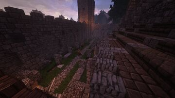 The Catacombs of Crownsfield, an Anoria Dungeon Minecraft Map & Project