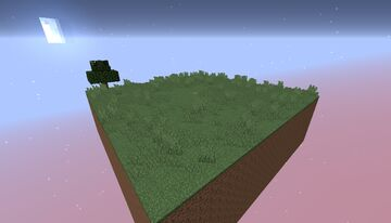 Sky Block of the Secrets! Minecraft Map & Project