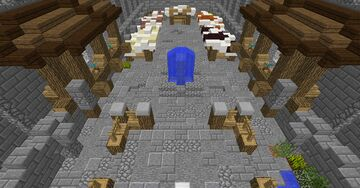 Mini-Lobby (mittelalter/medieval) v1 | FREE DOWNLOAD Minecraft Map & Project