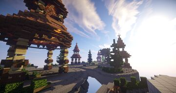 A Cores Map Minecraft Map & Project