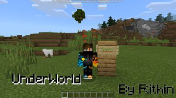 UNDERWORLD - The World Of Mystery Minecraft Map & Project