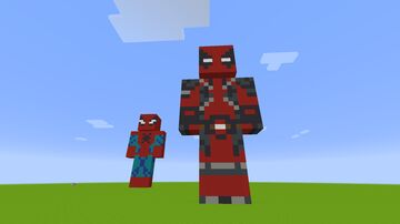 Deadpool Statue Minecraft Map & Project