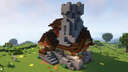Little Fantasy Medieval Home [No.1] Minecraft Map & Project