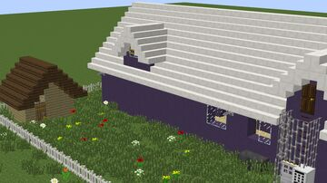 Hello Mr.Neighbor Alpha 1 Minecraft Map & Project