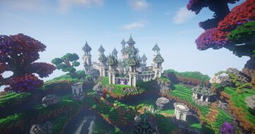 Mage Valley || Free Download! Minecraft Map & Project