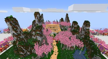 PlotSquared Map / 1.8.x Map / Created By: PedroGamer1221 Minecraft Map & Project