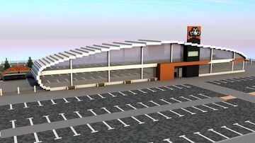 FREE DOWNLOAD Автовокзал в городе Клин Minecraft Map & Project