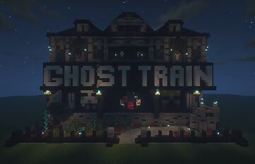 ~ Ghost Train ~ Minecraft Map & Project