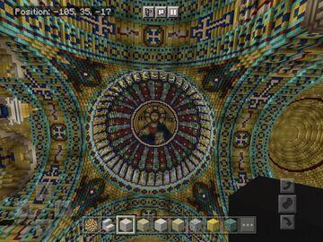 Byzantine Basilica Minecraft Map & Project