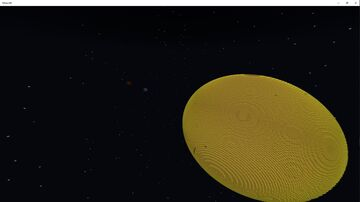 5,000,000:1 scale model of the Solar System Minecraft Map & Project