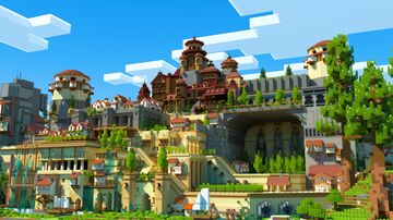 Pipetown Minecraft Map & Project