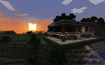 69 Sunset Road Minecraft Map & Project