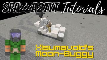 Xisumavoid's Moon-Buggy from Hermitcraft season 7 Minecraft Map & Project