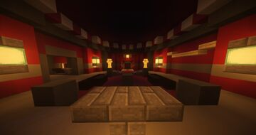 Palpatine's apartment | Minecraft 1.12.2 [DOWNLOAD] Minecraft Map & Project