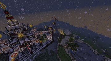 No_OLife Epic World ( Massive Building Project) 1.15.2 Minecraft Map & Project