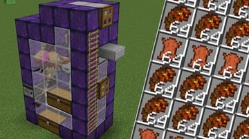 Micro Chupacabra Farm - RLcraft, Lycanites Mobs Minecraft Map & Project