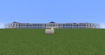 Grand Imperial Palace Minecraft Map & Project