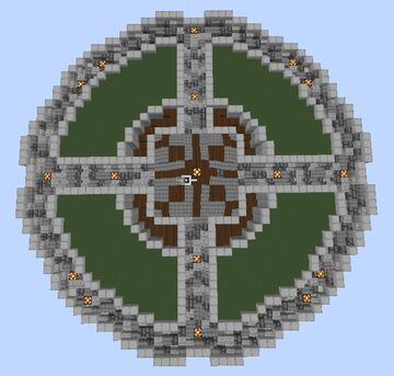 Spawn -  set up yourself Minecraft Map & Project