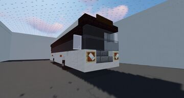 Mercedes Benz Citaro K Minecraft Map & Project