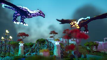 Poena Survival Spawn Minecraft Map & Project