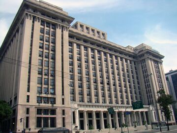 Ministry of Finance Minecraft Map & Project
