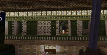 BAHAY NA BATO Minecraft Map & Project