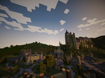 Alcázar de Segovia Minecraft Map & Project
