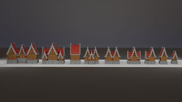 HomePack V1 Minecraft Map & Project