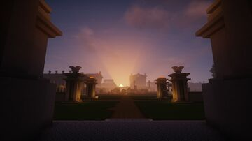 CLASSICAL TUTORIAL - a guide to classical architecture in Minecraft - part I Minecraft Map & Project