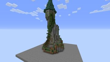 Minecraft Witch Tower Minecraft Map & Project