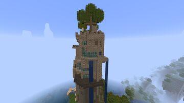 Pelinor's Tower - Version 1.15.1 Minecraft Map & Project